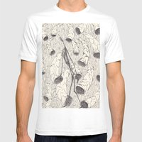 The Storyteller Mens Fitted Tee White SMALL