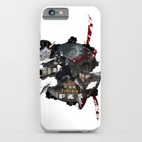iPhone & iPod Case featuring Kunoichi 3 of 4 by Hexapus Ink