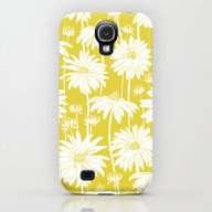 Sunshine Daisy Galaxy S4 Slim Case