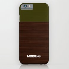 Modern Minimal Collection / Walnut iPhone 6s Slim Case