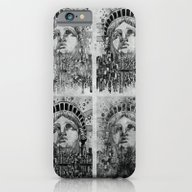 New York City Black And … iPhone 6 Slim Case