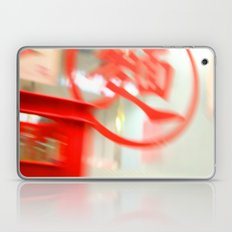 HongKong - Big Red Sign Laptop & iPad Skin