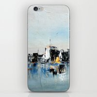 Another Town iPhone & iPod Skin