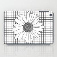 Daisy Grid iPad Case