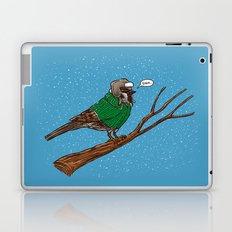 Annoyed IL Birds: The Sparrow Laptop & iPad Skin