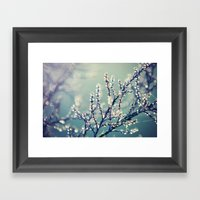 Once Upon A Time In Octo… Framed Art Print
