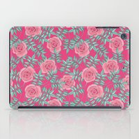 Roses Pink iPad Case