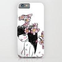 Sakura tears iPhone 6 Slim Case