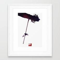 Mass Effect 2 (w/quote) Framed Art Print