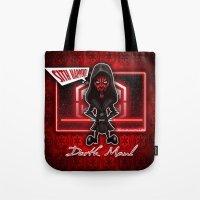 Darth Maul...Sith happens! Tote Bag