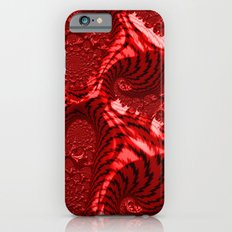 Red For Danger Slim Case iPhone 6s