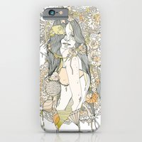 iPhone & iPod Case featuring //blossom// by Cassidy Rae Limbach