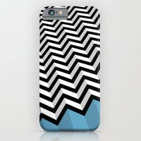 iPhone & iPod Case featuring ZIGZAG by Lulla