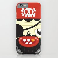 iPhone & iPod Case featuring Pirate in Love by Tratinchica