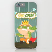 the ruthless kingcobra iPhone 6 Slim Case