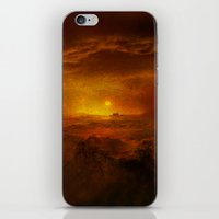 Valley of Shadows iPhone & iPod Skin