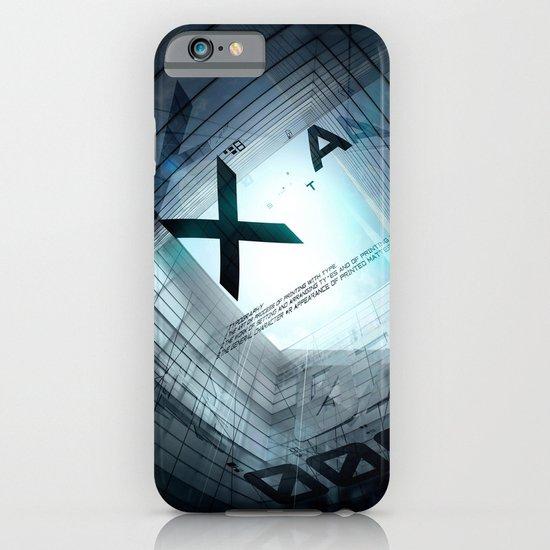 Typoera iPhone & iPod Case