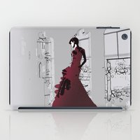 Gown iPad Case