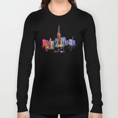 new york inked  Long Sleeve T-shirt