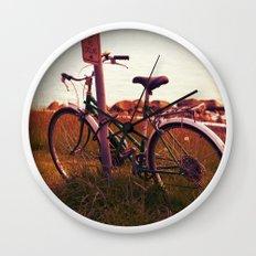 no cycling  Wall Clock