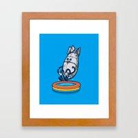 Da'bomb Framed Art Print