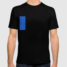 Flag of Mars - High quality authentic version Black Mens Fitted Tee SMALL