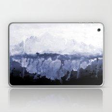 Paint 5 abstract water ocean arctic iceberg nature ocean sea abstract art drip waterfall minimal  Laptop & iPad Skin