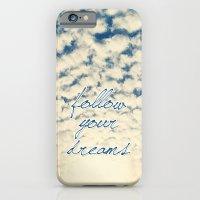Clouds Effect iPhone 6 Slim Case