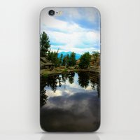 Gem Lake iPhone & iPod Skin