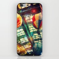 Up Up & Away iPhone & iPod Skin