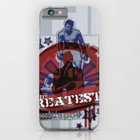 iPhone & iPod Case featuring Muhammad Ali by kaseysmithcs
