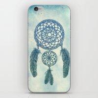 Double Dream Catcher iPhone & iPod Skin