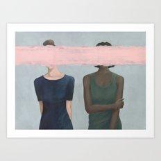 Introverts Art Print
