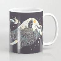The Grey Gust And The Sa… Mug