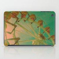 Wheel Carousel iPad Case