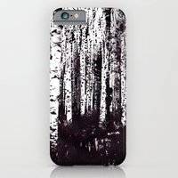 iPhone & iPod Case featuring You can't see the forest for the trees by Studio Caravan