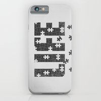 Lets Play A Game iPhone 6 Slim Case