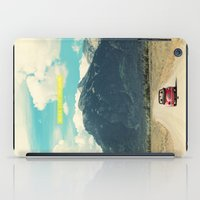 NEVER STOP EXPLORING III iPad Case