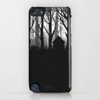 iPod Touch Cases featuring Wild Woods by dan elijah g. fajardo