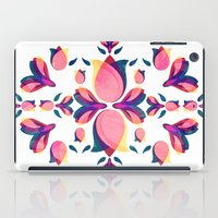 Tulip Pattern iPad Case
