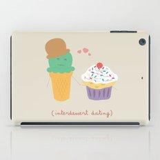 Inter-Dessert Dating iPad Case