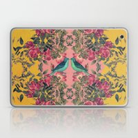 Love Birds II (yellow Ve… Laptop & iPad Skin