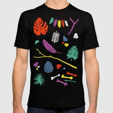 Organisms SMALL Mens Fitted Tee Black