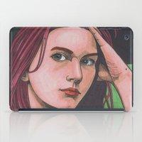 Claire D. iPad Case