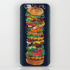 Grandwich iPhone & iPod Skin