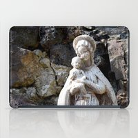 Mother mary iPad Case
