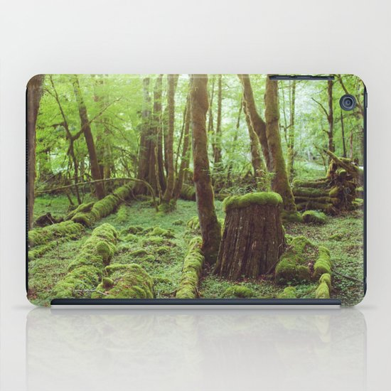 Mossy Forest iPad Case
