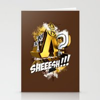 You Ain't A Lambda? SHEE… Stationery Cards