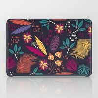 Tropical Forest  iPad Case