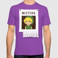 T-shirt featuring Missing Link by Lethargic Lizard